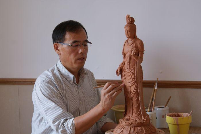 高晟(浙江省雕塑工艺美术大师)